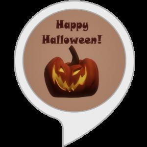 Alexa, Open Happy Halloween